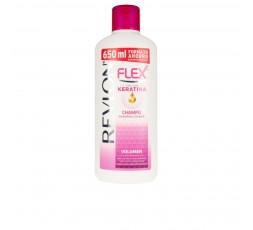 FLEX KERATIN Shampoo - Dünnes Haar 650 ml