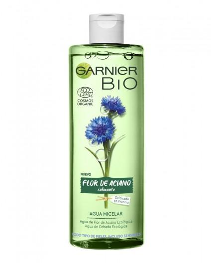 Garnier Bio Mizellenwasser aus ökologischem, nachhaltigem Anbau 400ml