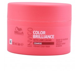 INVIGO COLOR BRILLIANCE Haarmaske für gefärbtes, dickes Haar 500 ml