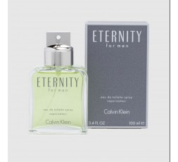 CK Eternity for Men, Eau de Toilette - Zerstäuber 100 ml