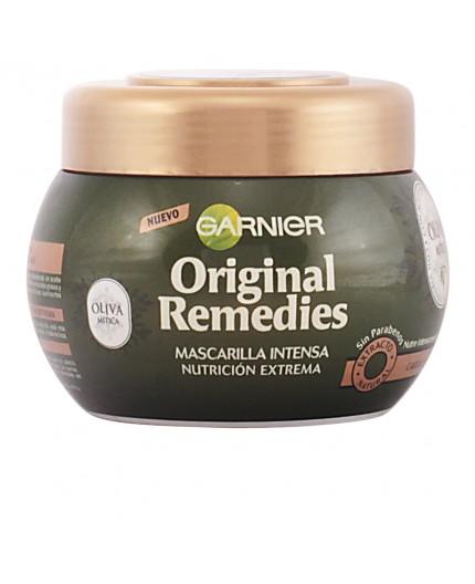 WAHRE SCHÄTZE Haarmaske - Mythische Olive 300ml