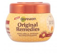 WAHRE SCHÄTZE Haarmaske Honig-Schätze mit Geleé Royal und Propolis 300 ml