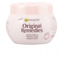 ORIGINAL REMEDIES Haarmaske mit Haferöl und Reiscreme 300 ml
