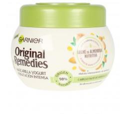 ORIGINAL REMEDIES Haarmaske mit Mandelmilch und Agavensaft 300 ml