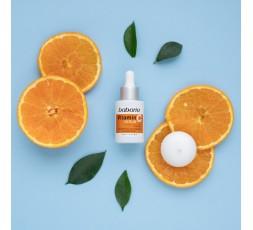 BABARIA Vitamin C Serum gegen Blaulicht und Umwelteinflüsse - antioxidant 30 ml