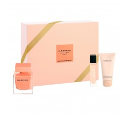 NARCISO AMBRÉE SET , EdP 30 ml, Körperlotion 75ml, Spray EdP 10ml