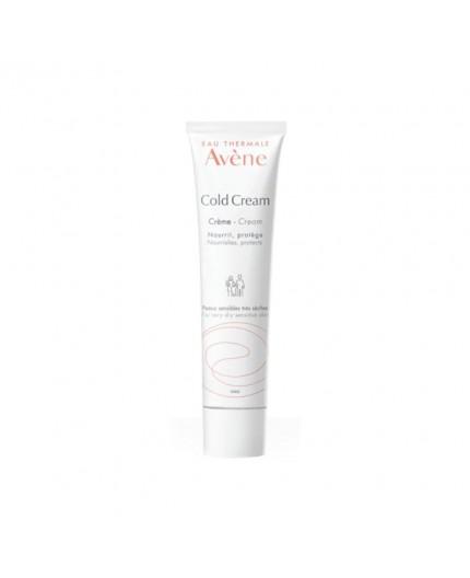 COLD cream - Schutz- und Aufbaucreme für trockene bis sehr trockene Haut - 40 ml