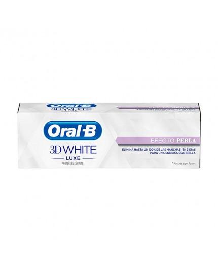 3D WHITE LUXE Zahnpaste mit Perlenextrakten 75 ml