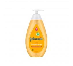 JOHNSON´S Mildes Baby Shampoo Original - Brennt nicht in den Augen 500 ml