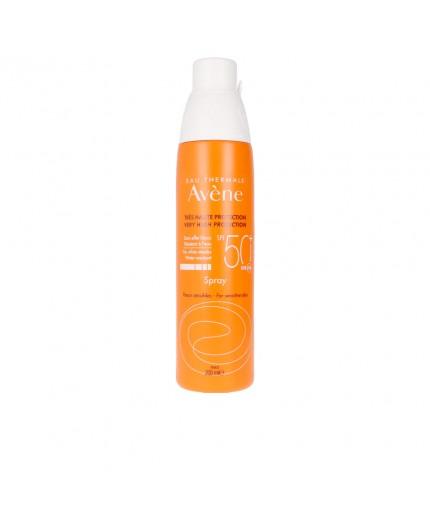 SOLAIRE HAUTE PROTECTION Sonnenschutzspray SPF50+ 200 ml