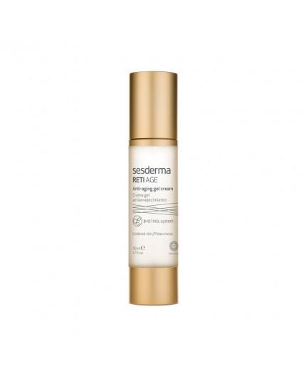 RETI-AGE Anti Aging Gel mit Hyaluron und Retinol 50 ml