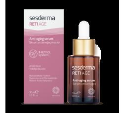 RETI-AGE Anti Aging Serum mit Hyaluronsäure, Retinol und Antioxidanten-Komplex 30 ml