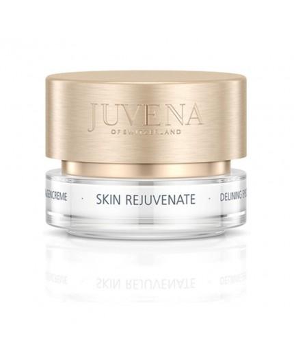 SKIN REJUVENATE Delining Augen Creme - reduziert Falten und regt die Produktion von Kollagen und Elastin an -  15 ml