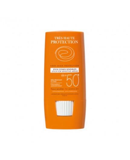 Sonnenstick für sensible Zonen wie Ohren, Nase oder Narben SPF50+