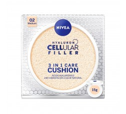 HYALURON CELLULAR FILLER 3in1 care cushion 15 gr
