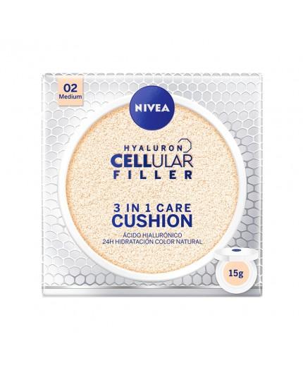HYALURON CELLULAR FILLER 3in1 care cushion 15 gr