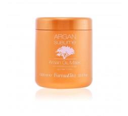 Reichhaltige, pflegende und aufbauende Haarmaske auf Arganölbasis 1000 ml