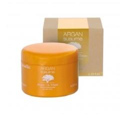 Reichhaltige, pflegende und aufbauende Haarmaske auf Arganölbasis 250 ml