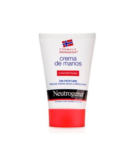 Handcreme ohne Parfum mit der Neutrogena® Formula Norway - 50 ml