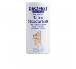 TALCO Fußdeo Pulver - Entfernt unangehme Gerüche und desinfiziert 100 gr