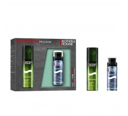 HOMME Age Fitness advanced soin tonificant anti age - 50ml + HOMME Sensitive Rasierschaum 50ml
