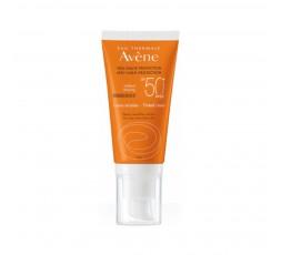SOLAIRE Getönte Sonnencreme für trockene und empfindliche Haut SPF50+ 50 ml
