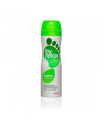 BYRELAX FORTE Fussdeodorant Spray mit Microtalk 250 ml