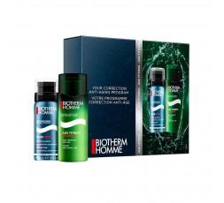 HOMME Age Fitness advanced soin tonificant anti age - 50ml + HOMME Sensitive Rasierschaum 50ml