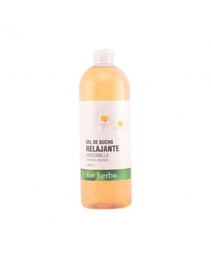 Der natürliche Wirkstoff der Kamille wirkt beruhigend und angenehm entspannend.