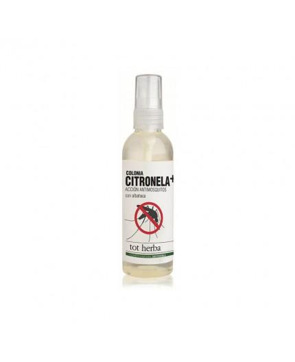 Anti-Mückenspray mit Citronella und Basilikum 100 ml