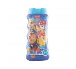 PAW PATROL Duschgel und Shampoo für Kinder - 475 ml