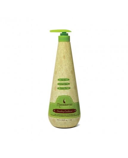 MACADAMIA Naturöl - Glättende Pflegespülung mit Arganöl 1000 ml