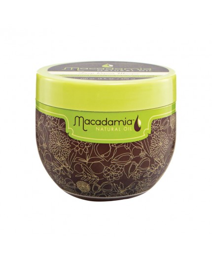 Reparierende Haarmaske mit Macadamiaöl und Arganöl