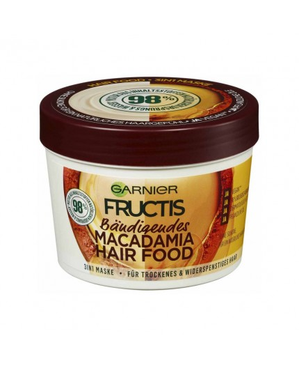 FRUCTIS HAIR FOOD macadamia Haarmaske 390 ml