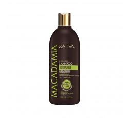 KATIVA MACADAMIA Shampoo 500ml