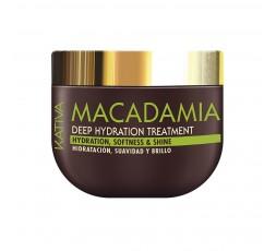 MACADAMIA Haarbehandlung für Tiefenfeuchtigkeit 500 gr