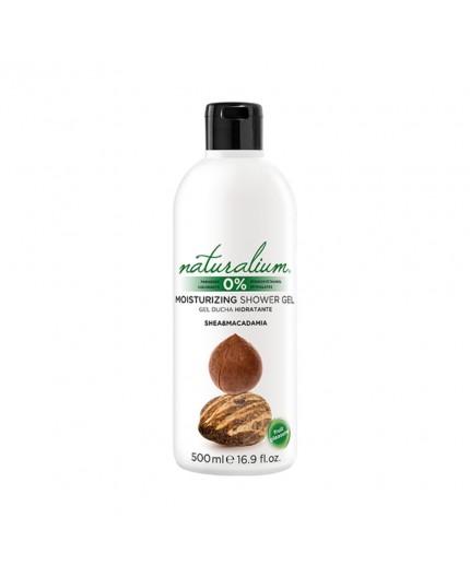 Duschgel mit Macadamiaöl und Sheabutter