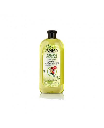 Mildes Kindershampoo mit Teebaumöl, Aloe Vera und Kamille 400 ml