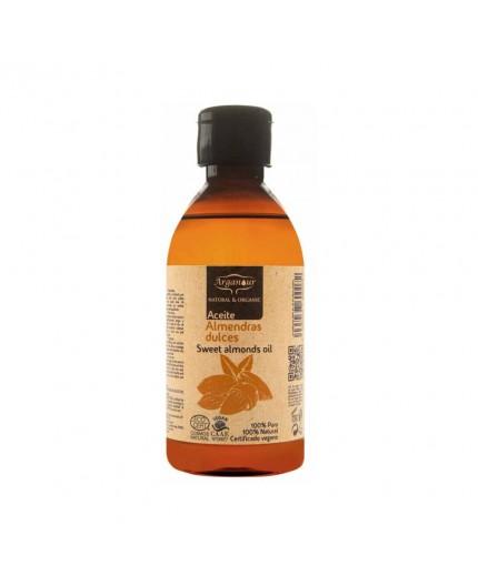 Reines, zertifiziertes Mandelöl 250 ml