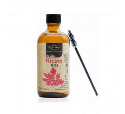 100% reines, biologisches Rizinusöl mit GRATIS Applikator - 100 ml
