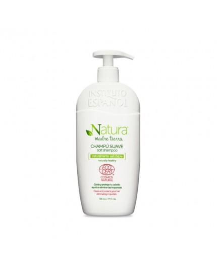 Mildes Shampoo mit 97% natürlichen Inhaltsstoffen 500 ml