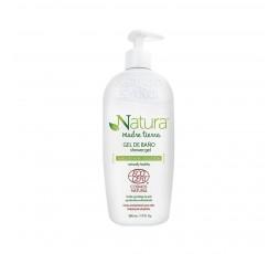 Mildes Duschgel mit 97% natürlichen Inhaltsstoffen 500 ml