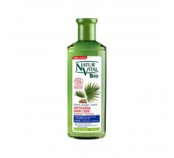 Anti Haarausfallshampoo - biologisch zertifiziert - 99% natürliche Inhlatsstoffe 300 ml