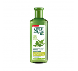 NATUR VITAL Shampoo gegen fettiges Haar 300 ml