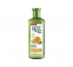 Bio zertifiziertes Shampoo für feines und volumenarmes Haar 300 ml