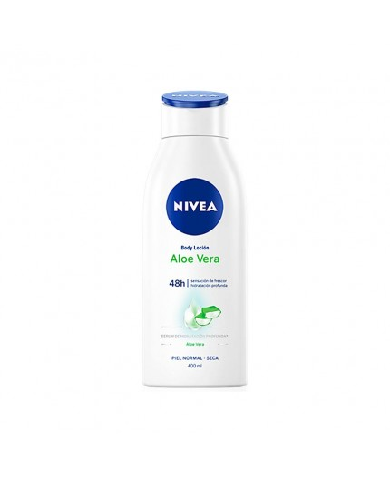 Feuchtigkeitsspendende Körperlotion für trockene und normale Haut 400 ml