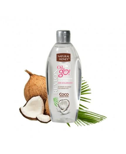 Körperöl mit Kokosöl 300 ml