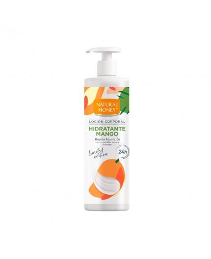NATURAL HONEY Körperlotion in der Pumpflasche mit Mango 700 ml