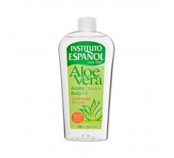 Körperöl mit Aloe Vera - Feuchtigkeitsspendend 400 ml