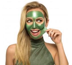 Tiefenreinigenden Gesichtmaske mit Peel Off Technologie - mit Aloe Vera